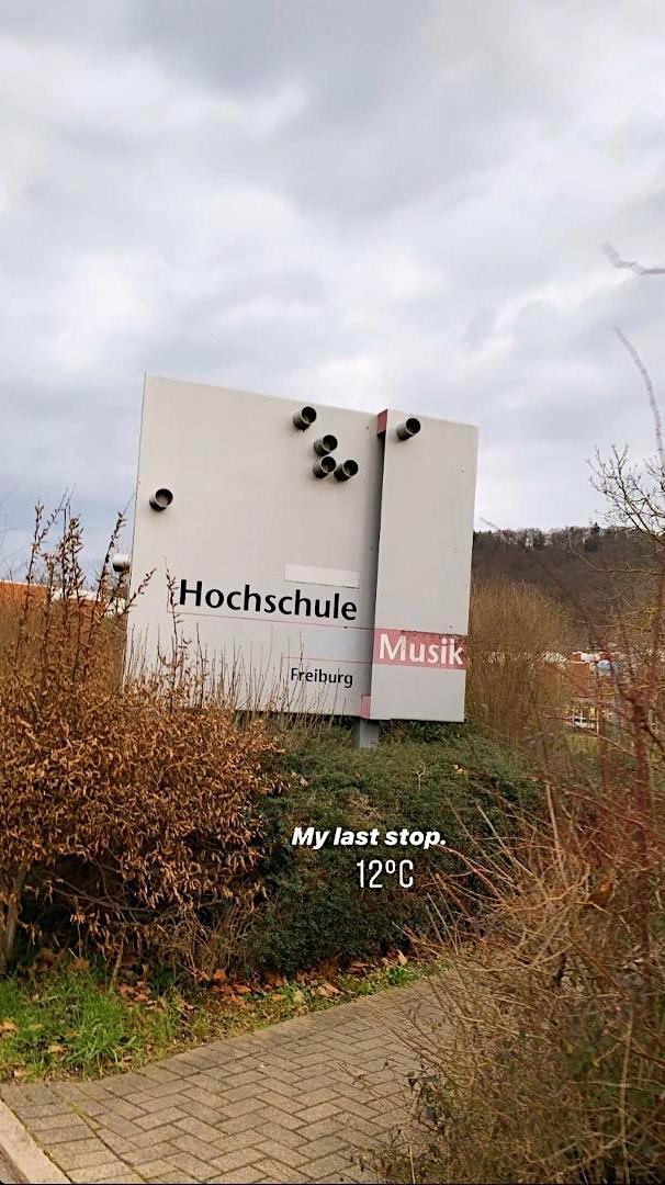Hochschule Musik Freiburg