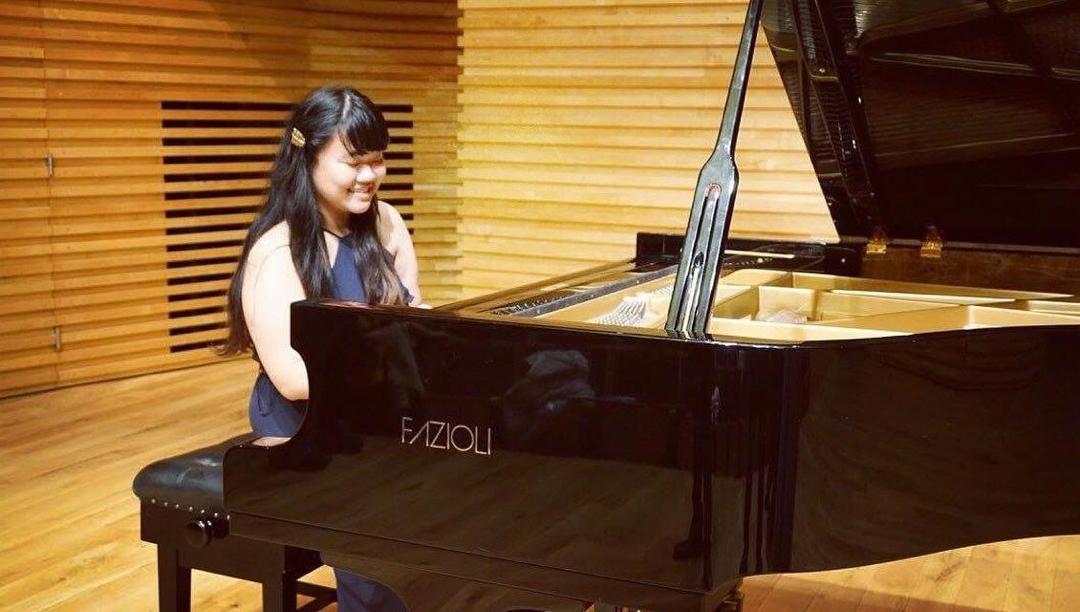 XuFei wants a music education in Germany