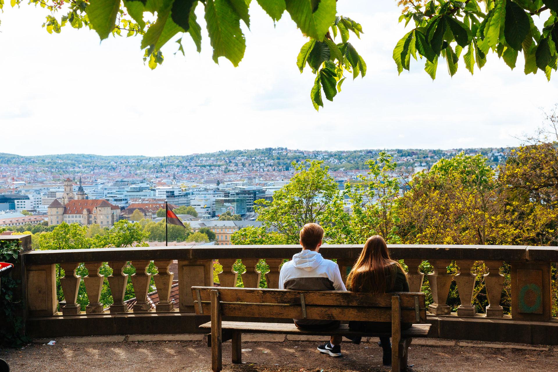 lookout point Stuttgart