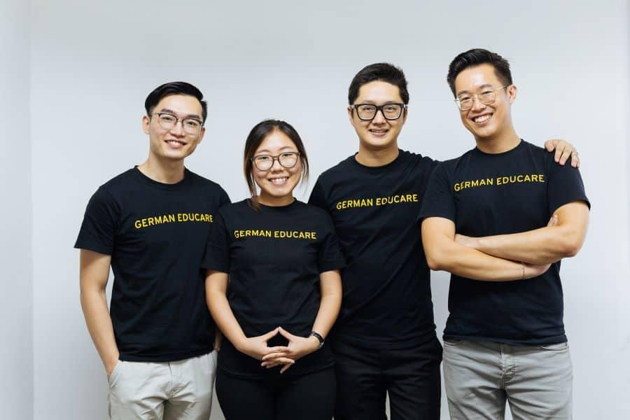 German Educare team